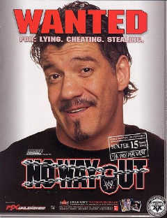 No Way Out (2004) 2004 World Wrestling Entertainment pay-per-view event