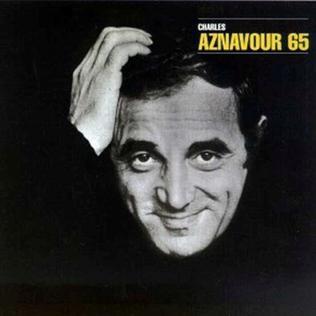 1965 studio album by Charles Aznavour