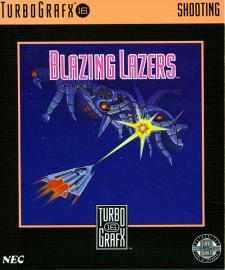 <i>Blazing Lazers</i> 1989 Japanese-American video game
