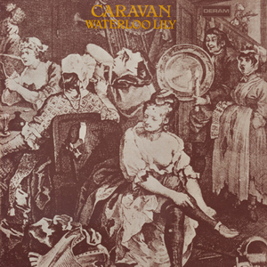 <i>Waterloo Lily</i> 1972 Caravan album