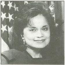 Catalina Vasquez Villalpando American government official