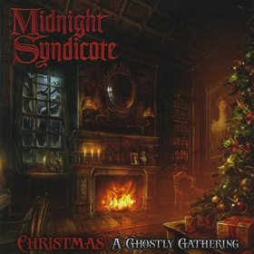 <i>Christmas: A Ghostly Gathering</i> 2015 studio album by Midnight Syndicate