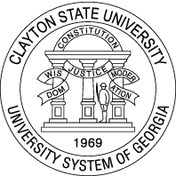 Clayton State University seal.png
