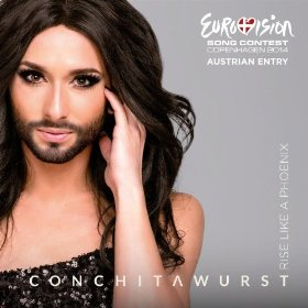 Conchita Wurst — Rise Like a Phoenix (studio acapella)