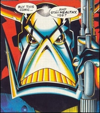 Deaths Head Fictional character in Marvel Comics