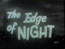 <i>The Edge of Night</i> television series