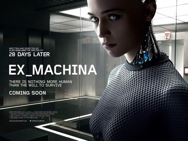 Ex Machina (film) - Wikipedia