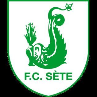 FC Sète 34 association football club in France