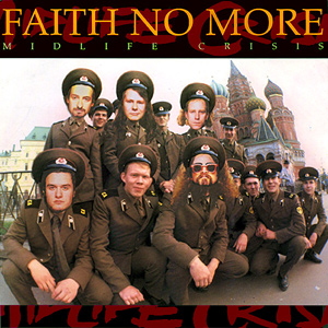 Midlife Crisis 1992 single by Faith No More