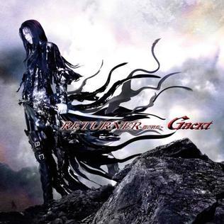 Returner (Yami no Shūen) 2007 single by Gackt