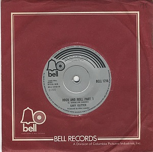 Rock and Roll (Gary Glitter song) 1972 single by Gary Glitter