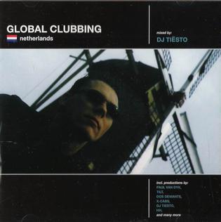 <i>Global Clubbing: The Netherlands</i> 1998 compilation album by DJ Tiësto