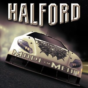 <i>Halford IV: Made of Metal</i> 2010 studio album by Halford