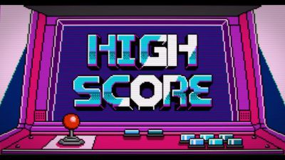 Picture of a TV show: High Score