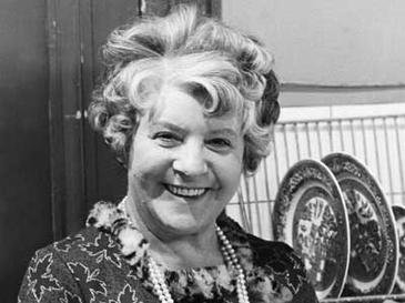 Today in history… much-loved Irene Handl passes away