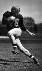 Johnny Karras American football player