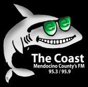 KOZT Radio station in Ft. Bragg, California