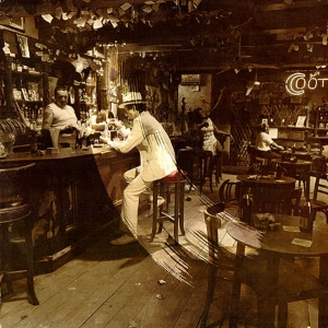 <i>In Through the Out Door</i> 1979 studio album by Led Zeppelin