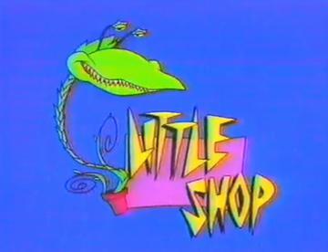little shop of