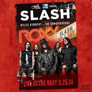 <i>Live at the Roxy 9.25.14</i>