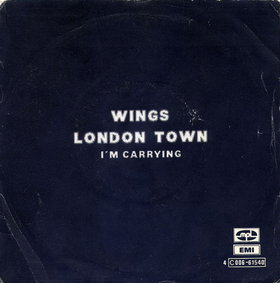 Im Carrying 1978 single by Wings