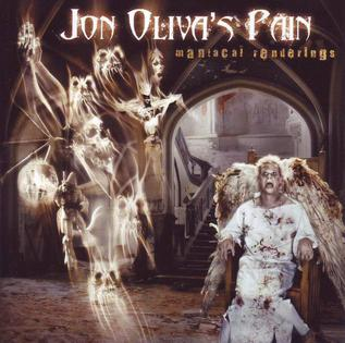Jon Oliva Pain - Maniacal Renderings