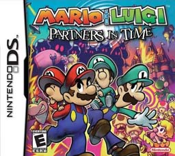 Mario Luigi Partners In Time Wikipedia