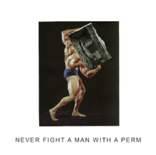 Never Fight a Man with a Perm