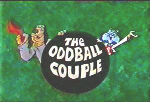 <i>The Oddball Couple</i> television series