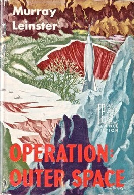 <i>Operation: Outer Space</i> book by Murray Leinster