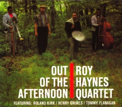 Roy Haynes Quartet - Out of the Afternoon album cover
