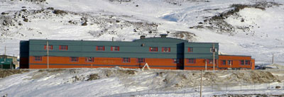 Attagoyuk Ilisavik High School, Pangnirtung