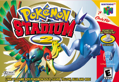 Picture of a game: Pokemon Stadium 2