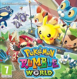 <i>Pokémon Rumble World</i>