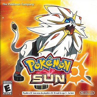 pokemon sun wii