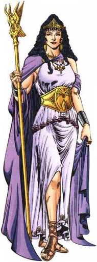 Image result for wonder woman hippolyta