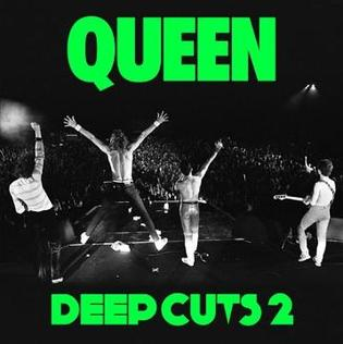 <i>Deep Cuts, Volume 2 (1977–1982)</i> 2011 compilation album by Queen