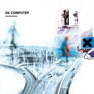 <i>OK Computer</i> 1997 album by Radiohead