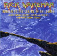 <i>Return to the Centre of the Earth</i> 1999 studio album by Rick Wakeman