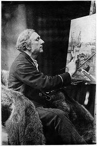 Francis Seymour Haden British artist