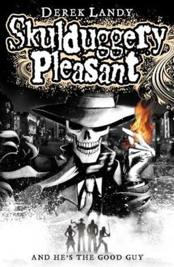 Image result for skulduggery pleasant