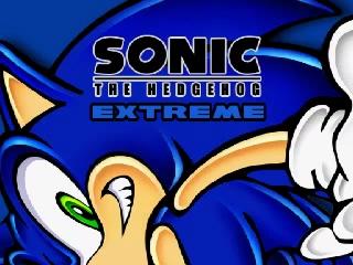 <i>Sonic Extreme</i>