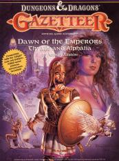 <i>Dawn of the Emperors: Thyatis and Alphatia</i> D&D module by Aaron Allston
