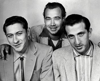 Blue Moon Boys (Scotty Moore, Bill Black, DJ Fontana)