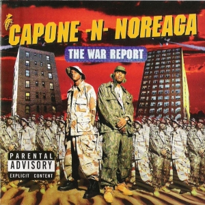 <i>The War Report</i> 1997 studio album by Capone-N-Noreaga
