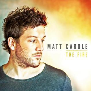 <i>The Fire</i> (Matt Cardle album) 2012 studio album by Matt Cardle