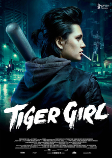 <i>Tiger Girl</i> (film) 2017 film