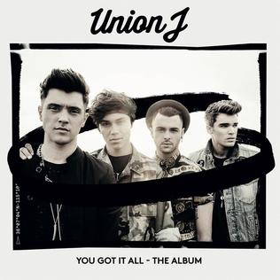 <i>You Got It All – The Album</i> 2014 album by Union J