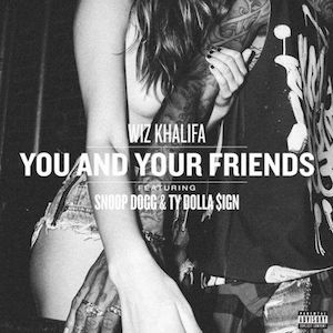 You and Your Friends 2014 single by Wiz Khalifa featuring Snoop Dogg and Ty Dolla $ign