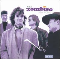 <i>New World</i> (The Zombies album) 1991 studio album by The Zombies